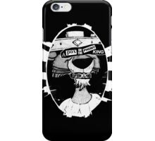 A pox on the phony king of England! iPhone Case/Skin