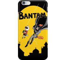 The Adventures of Bantam and Little Pecker iPhone Case/Skin