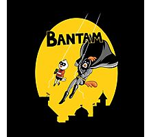 The Adventures of Bantam and Little Pecker Photographic Print
