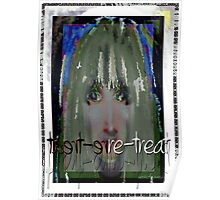 Re-Treat © Vicki Ferrari Poster
