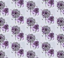 Dandelions by Sarah Wherry