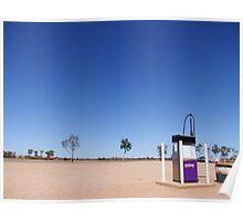 Desert Garage  Poster