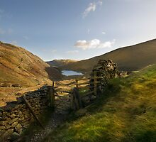Morning light over Haweswater by eddiej