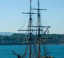 The Lady Washington by Sharoncr