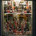 Christmas Window, Burano by parischris