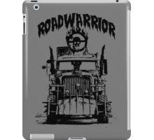 Road Warrior - Madmax iPad Case/Skin