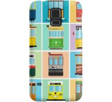 Streetcars of San Francisco Samsung Galaxy Case/Skin