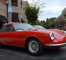 Ferrari 330 GTC by Steve Mezardjian