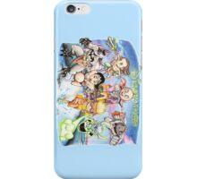The Disney League iPhone Case/Skin