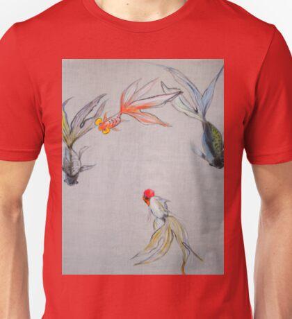 Goldfish Pond (close up #8) Unisex T-Shirt
