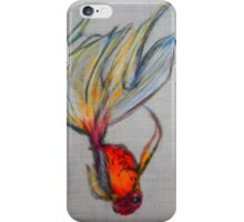 Goldfish Pond (close up #7) iPhone Case/Skin
