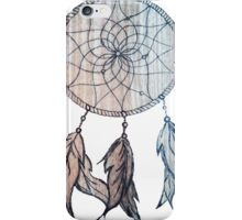 Catching some dreams iPhone Case/Skin