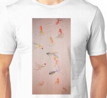 Goldfish Pond Unisex T-Shirt
