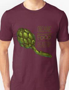 green fresh useful eco-friendly artichoke T-Shirt