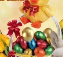Eggstra-Special  Easter  Sticker