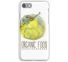 fresh useful eco-friendly apple iPhone Case/Skin