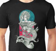 Raja Drag Queen Mermaid Unisex T-Shirt