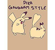 Pikachu Gangnam Style Parody Photographic Print