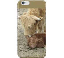 Molly and Gigi  11 April 2015 iPhone Case/Skin