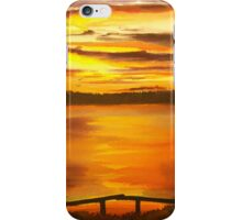 Heat of the Night  iPhone Case/Skin