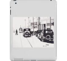Classic Hollywood 1920s iPad Case/Skin