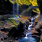Rainbow Waterfalls by BigD