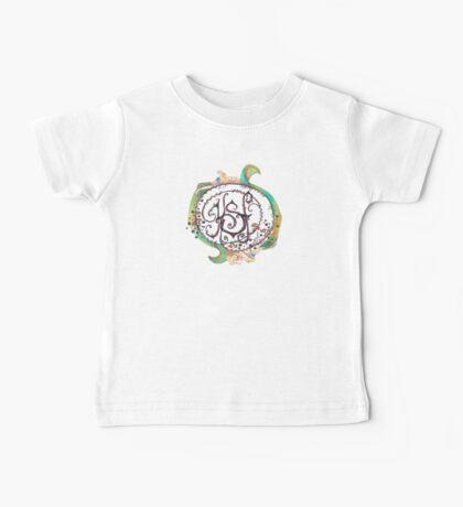 Katie Scarlett Faile Art Logo Baby Tee