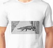 Gator Walking Unisex T-Shirt