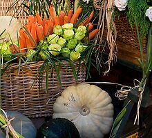 Veggies & All by Warren. A. Williams
