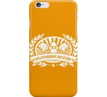 Splattershot Infantry iPhone Case/Skin