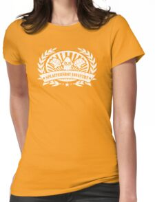Splattershot Infantry Womens Fitted T-Shirt