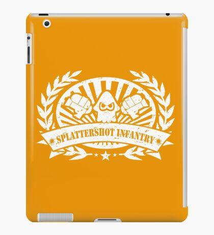 Splattershot Infantry iPad Case/Skin