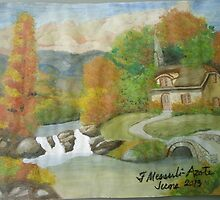 Swiss cottages by fladelita