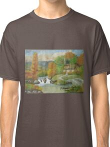 Swiss cottages Classic T-Shirt
