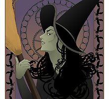 The Wicked Witch by MeliaAnn