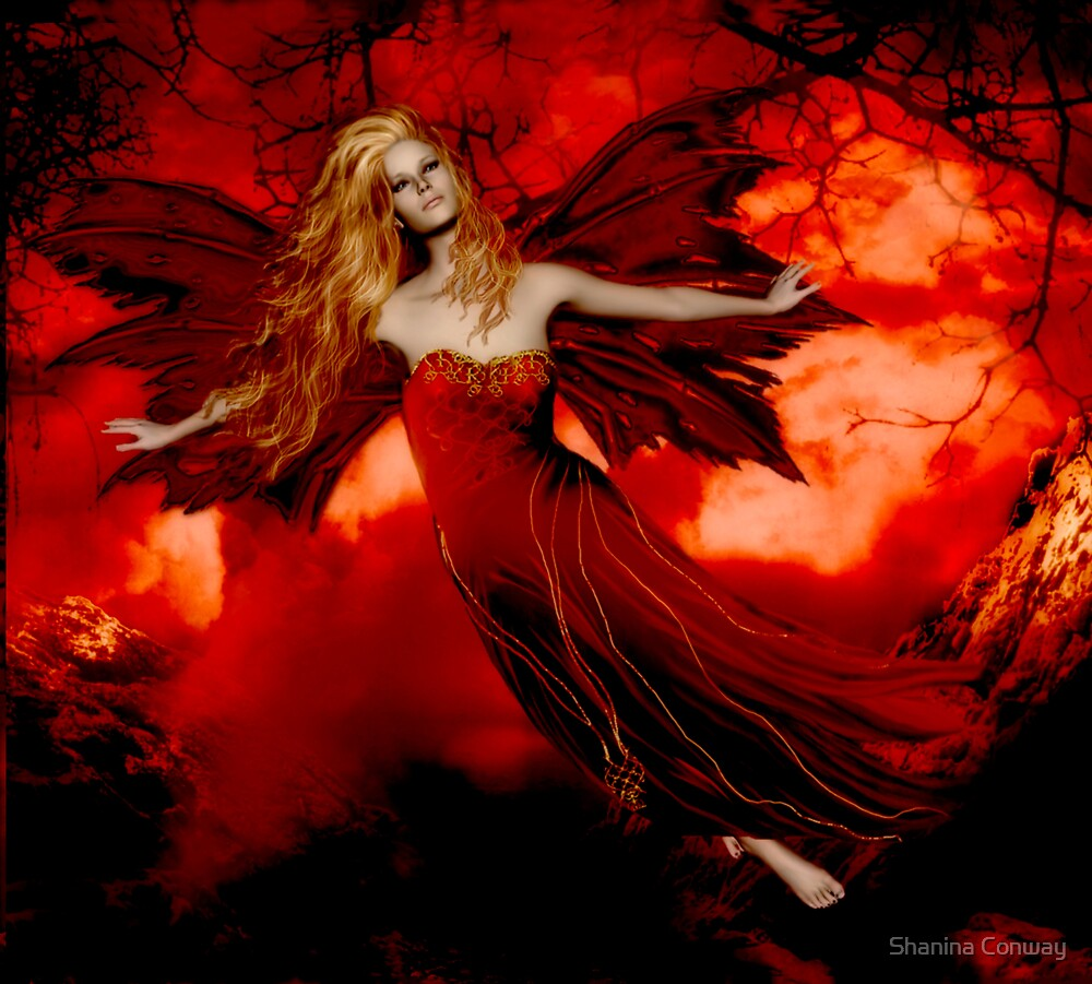 Fire Angel by Shanina Conway