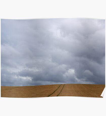 Tweed Field Poster