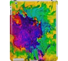 GREEN INFLUENCE iPad Case/Skin