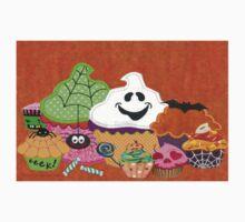 Halloween Cupcakes by Ann12art