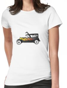 Mr G Womens Fitted T-Shirt