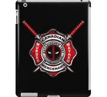 Wilson Firehouse iPad Case/Skin