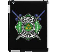 Hyrule Firehouse iPad Case/Skin