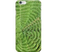 Ponga Fern iPhone Case/Skin