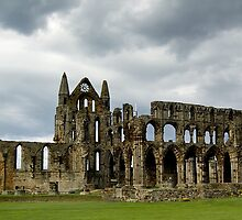 Whitby  Abbey by CJTill