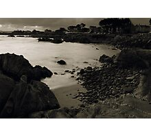Ocean View at Sunrise Photographic Print