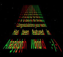 Anaglyph World Competition by Andreas Altmann