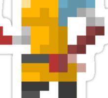 Pixel Triss Sticker