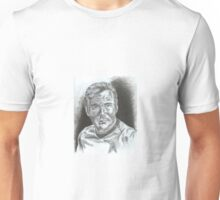 William Shatner as Captain James Kirk Unisex T-Shirt