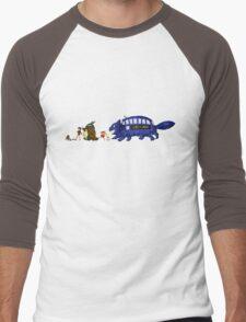 Doctor Totoro Men's Baseball ¾ T-Shirt