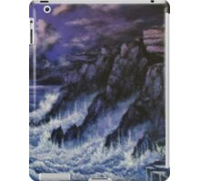 EVENING TEMPEST iPad Case/Skin